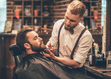 Barba, cabelo, bigode... e cerveja