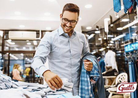 Moda masculina: os diferentes tipos de camisas
