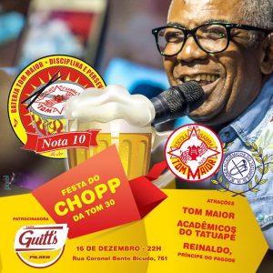 Parceria escola de Samba Tom Maior 6