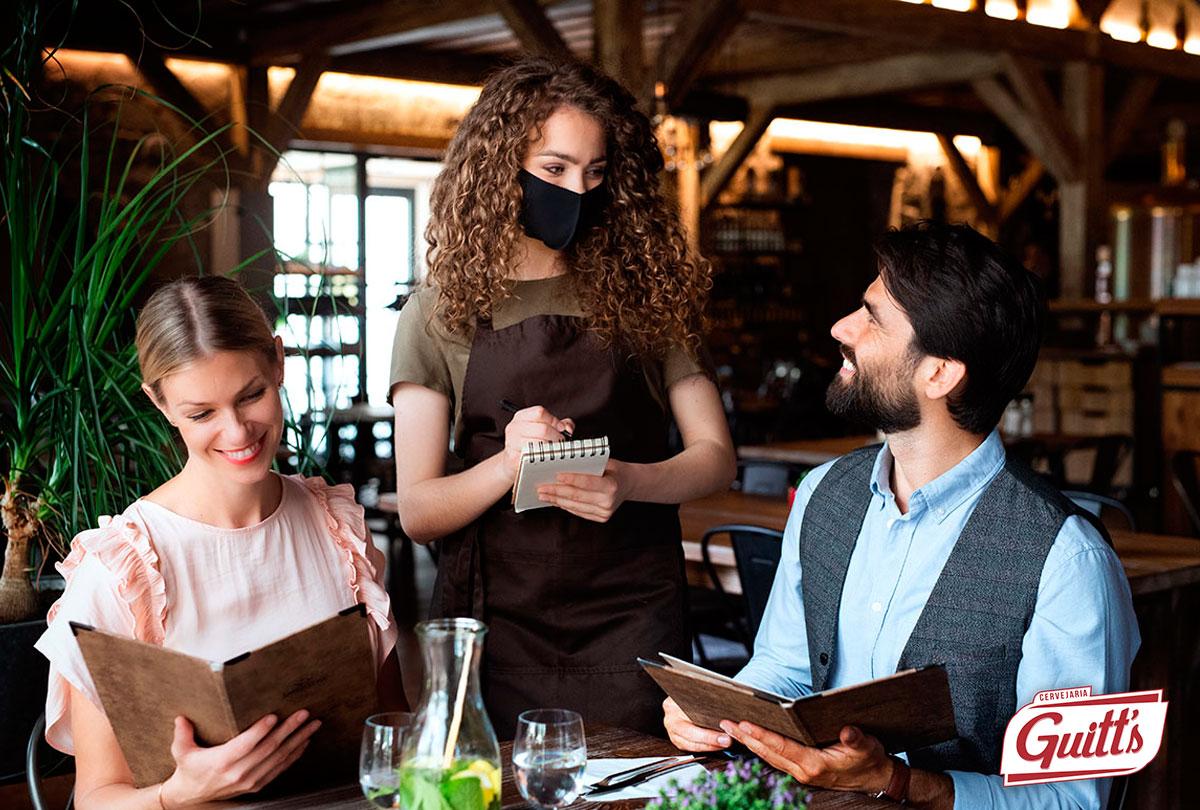 Bares e Restaurantes - conheça as regras de flexibilização
