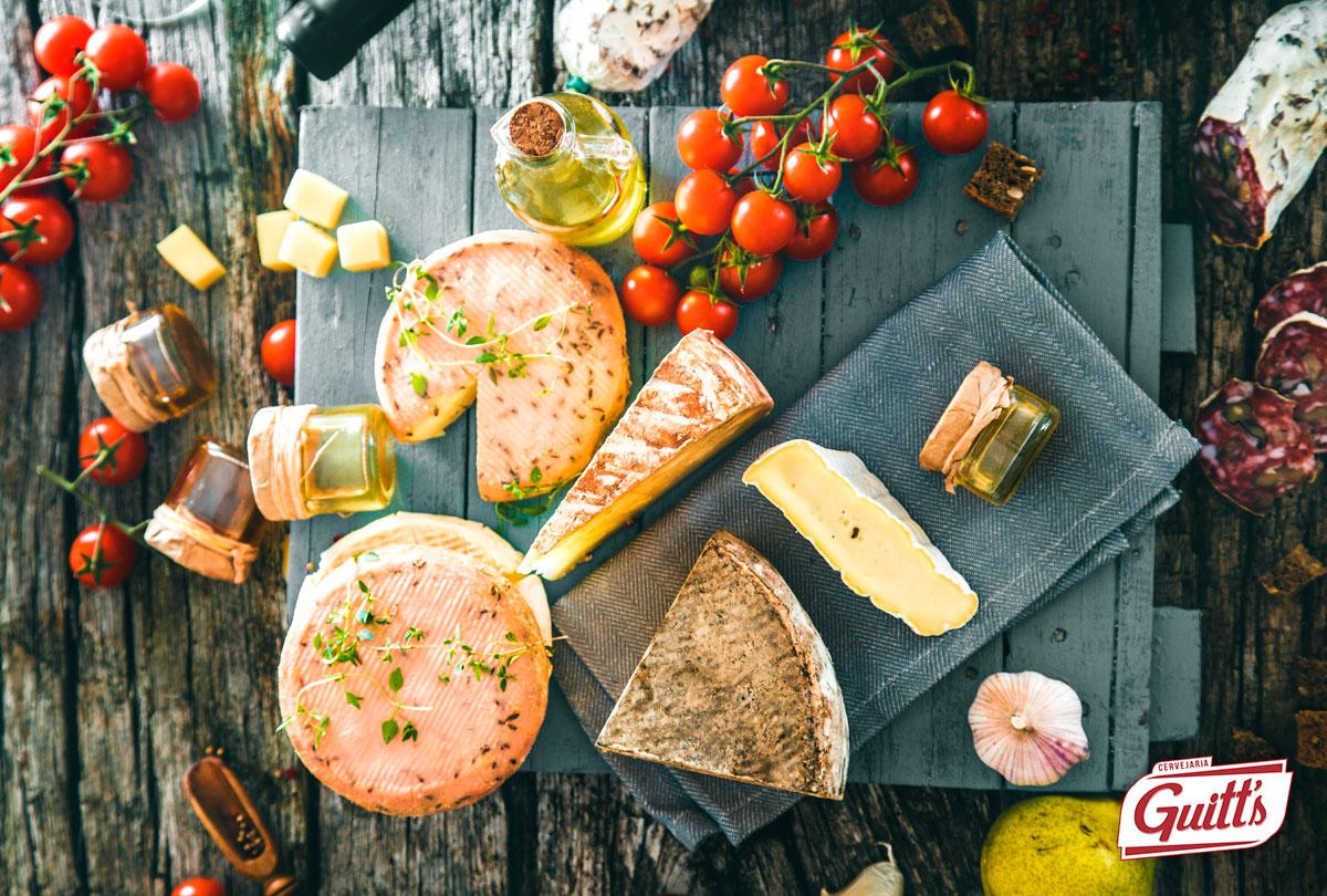 Conheça os queijos nacionais premiados