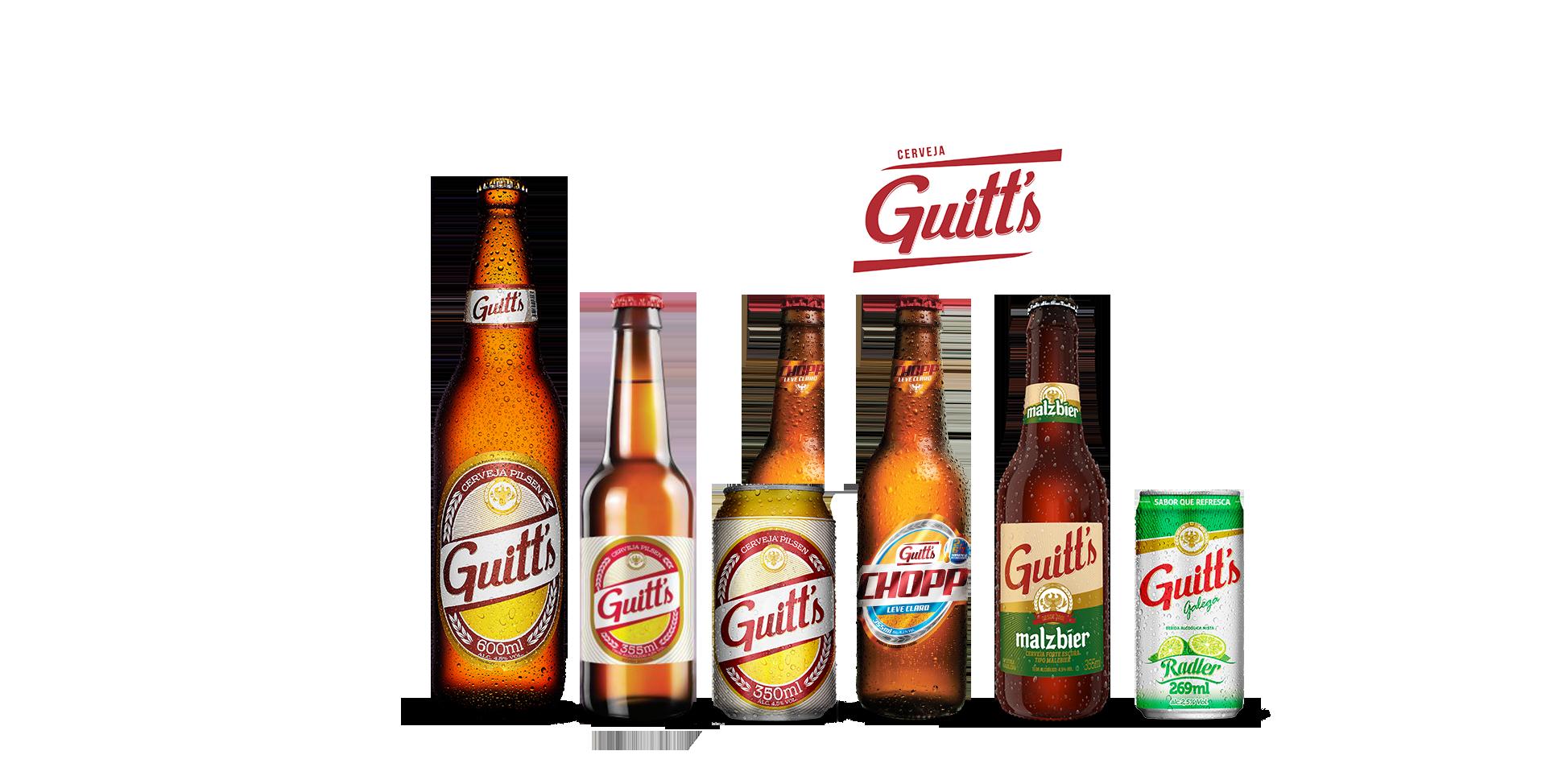 Cerveja Guitt's
