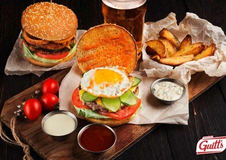 Melhor hamburguer de São Paulo e Rio de Janeiro